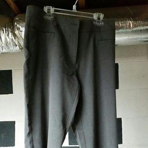 Pants - Courtenay gray slacks